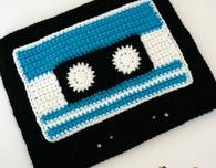 Cassette Tape Pouch