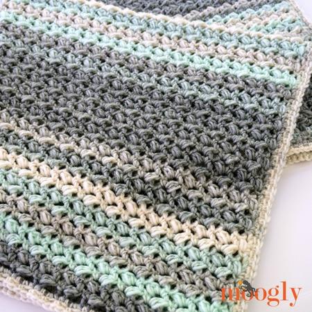 Dream Puffs Blanket