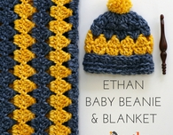 Ethan Baby Beanie