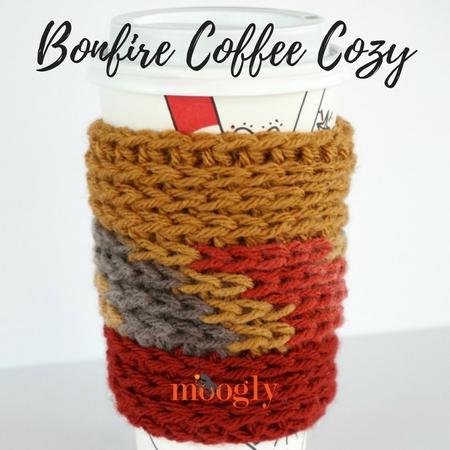 Bonfire Coffee Cozy