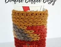 Bonfire Coffee Cozy