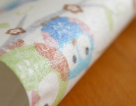 How to make your own laminated fabric