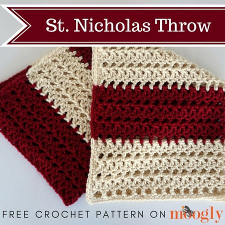 St. Nicholas Throw
