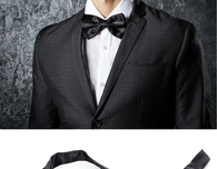 Easy Bow Tie Free Sewing Pattern and Tutorial