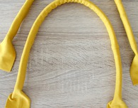 How to make corded bag handles