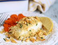 Easy Oven Baked Cod