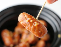 Little Smokies Crock Pot appetizers