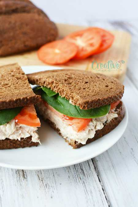 Tuna spread recipe
