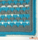 Bunches of Bobbles Blanket