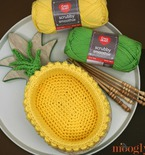 Pineapple Basket