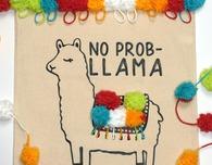 No Prob-Llama Tote Bag