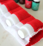 Essential oil holder sewing tutorial