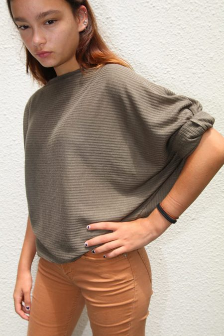 FREE Simple Boat Neck Top Pattern - One Hour Project