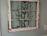 5 Crafts You Can Make With Your Old Window Panes