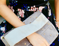 Soft Clutch Bag Pattern for your Collection: The Katherine Clutch
