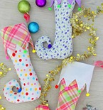 Elf stocking pattern