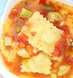 Ravioli soup recipe