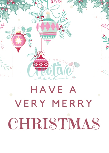 CUTE & FUN CHRISTMAS PRINTABLES