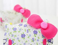 Hello Kitty Coin Purse Sewing Pattern