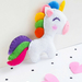 Felt Unicorn Sewing Project