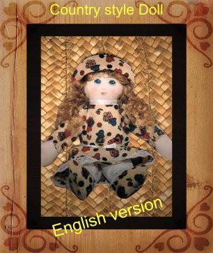 Cloth Doll Pattern free