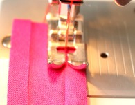 HOW TO SEW SINGLE FOLD BIAS TAPE