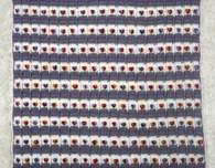 Rows of Love Blanket