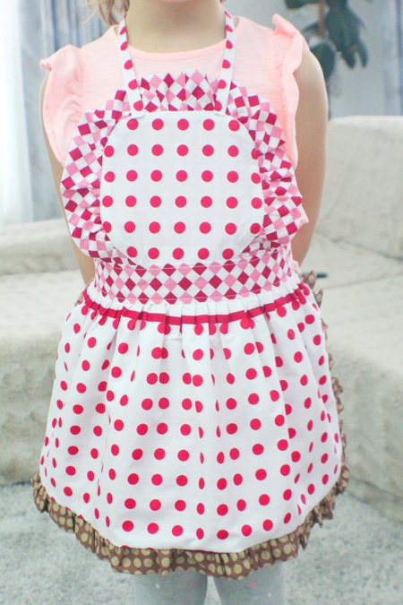 Child's Apron Pattern