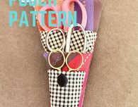 Sew A Scissors Pouch Pattern