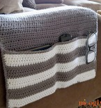 Cozy Couch and Bedside Organizer Caddy