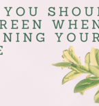 Why You Should Go Green When Cleaning Your Home
