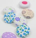 DIY Fabric Buttons
