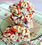 Healthy Cheerio Bars