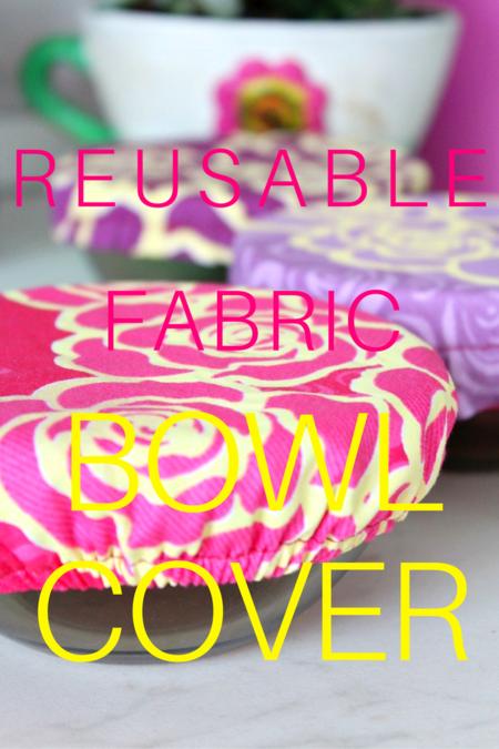 DIY Bowl Covers
