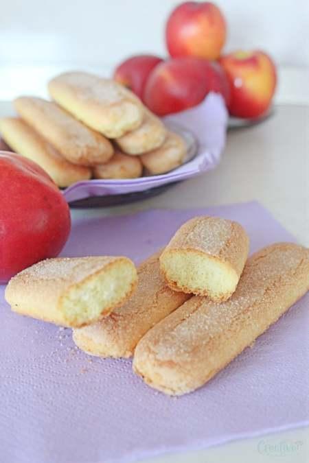 Homemade Ladyfinger Cookies