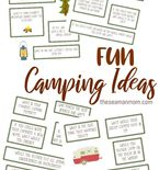 Campfire chat starters printable