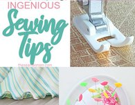 The best sewing tips and tricks