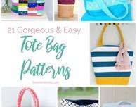 Cute Tote Bags