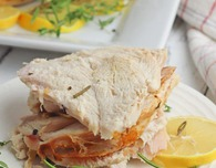Lemon Turkey Breast
