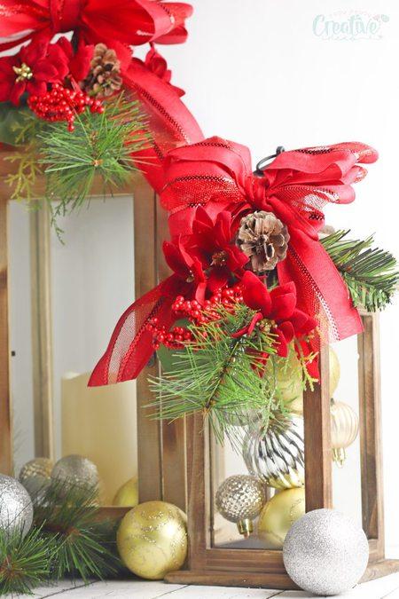 Christmas Lantern Craft