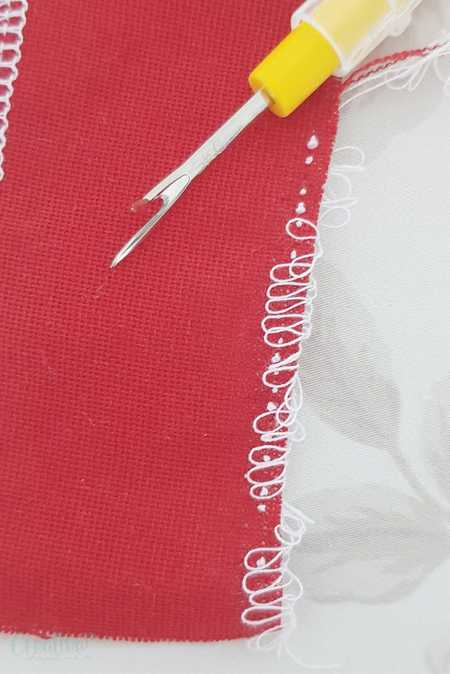 How to Remove Serger Stitches