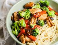 CHICKEN STIR FRY RECIPE