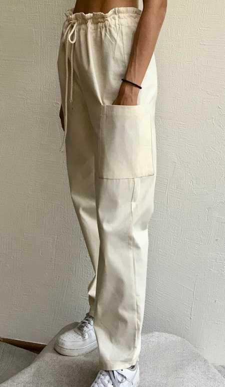 Unisex Scrubs Pants Free Pattern