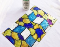 DIY: Stained Glass Craft