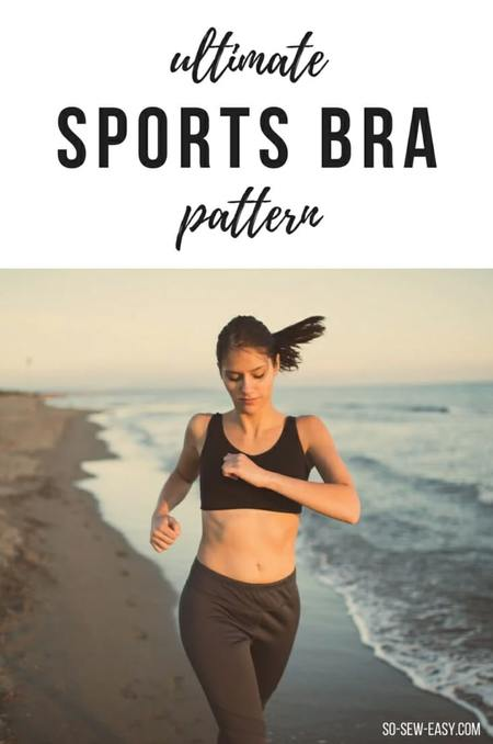 Ultimate Sports Bra Pattern