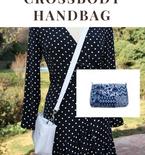 Reversible Crossbody Handbag FREE Pattern