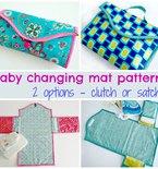 Baby Changing Mat Patterns
