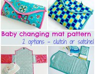 Baby Changing Mat Patterns