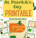 ST. PATRICK'S DAY TREASURE HUNT