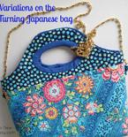 Turning Japanese Bag FREE Sewing Tutorial